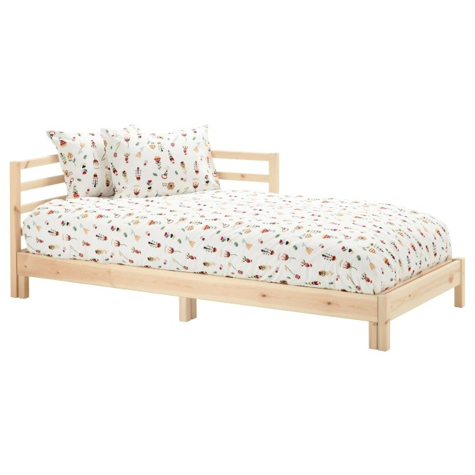 Tarva Daybed With 2 Mattresses Pine Husvika Firm Length 80 3 8