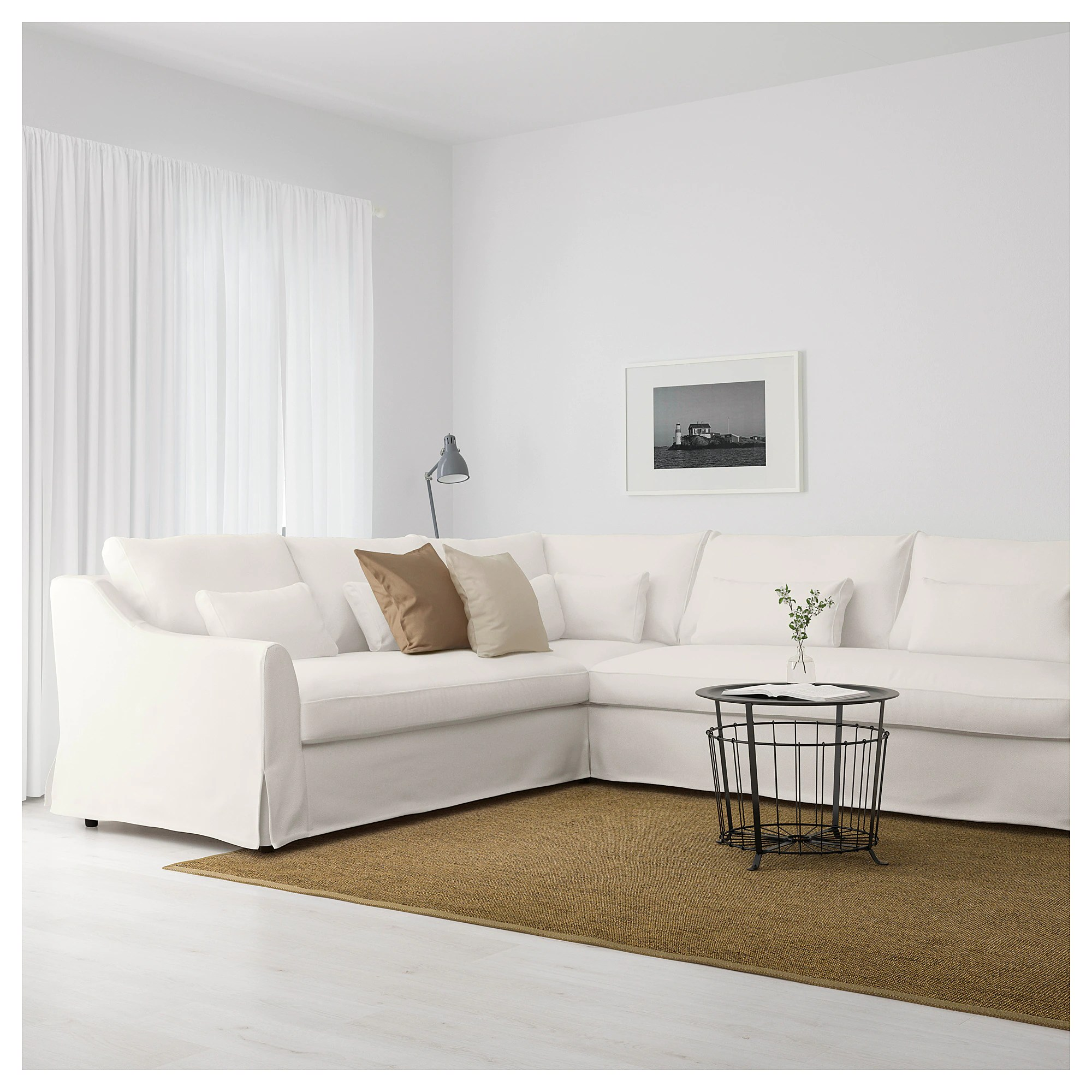 In recent months, advancements in robotics represent major changes in a rapidly improving industry. FÄRLÖV Sectional,5 seat/sofa right - Flodafors white - IKEA