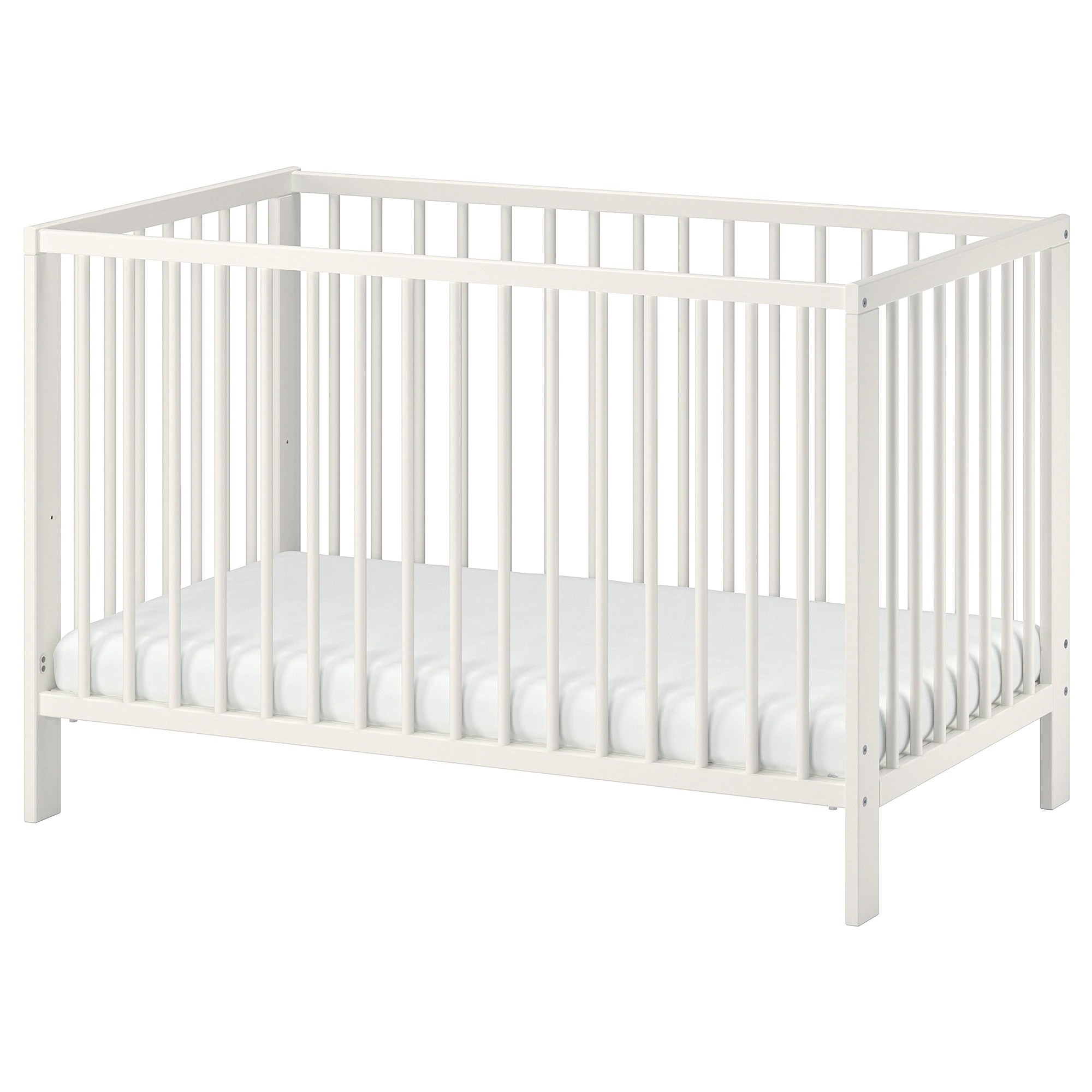 Crib Gulliver White