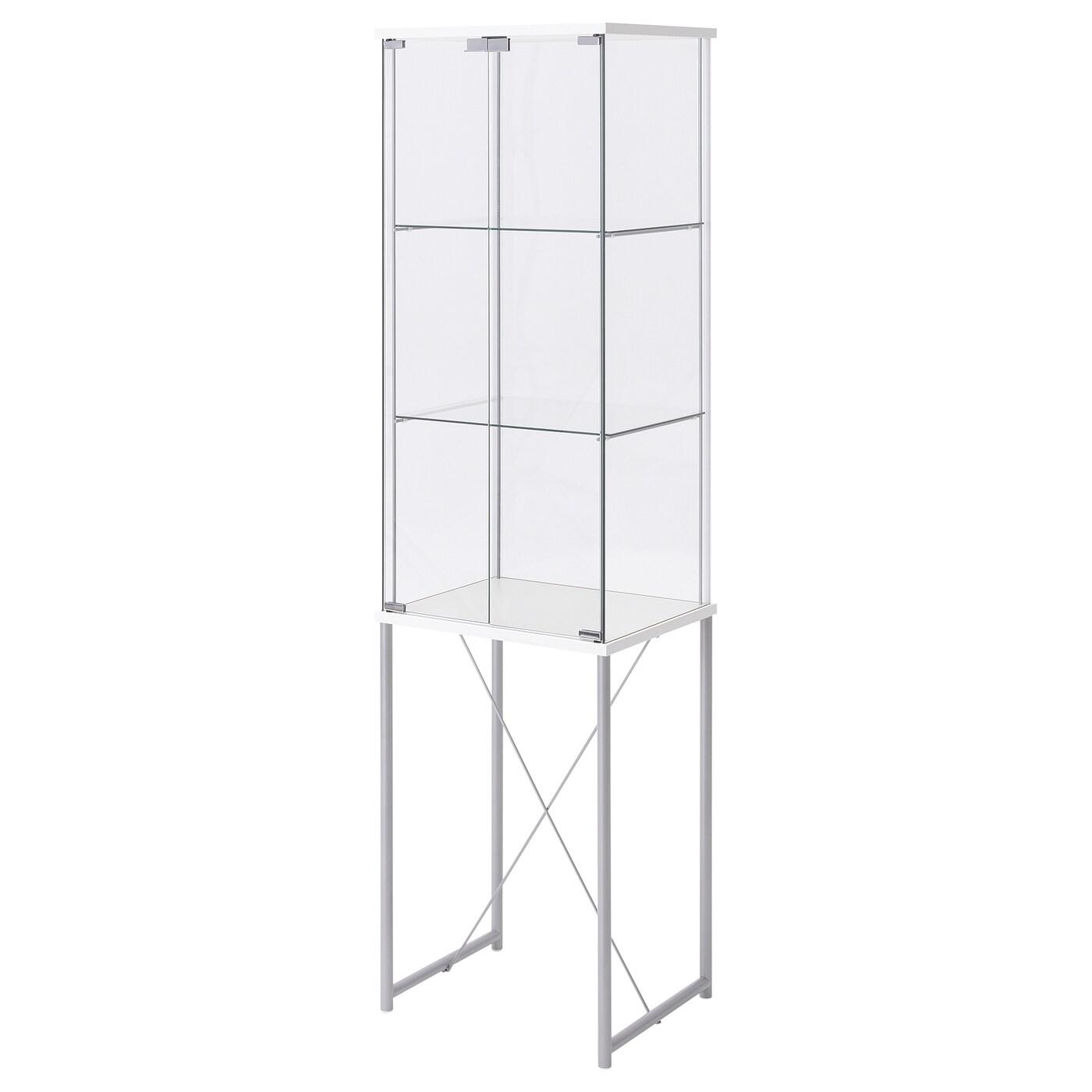 fargstark vitrine weiss 47x171 cm