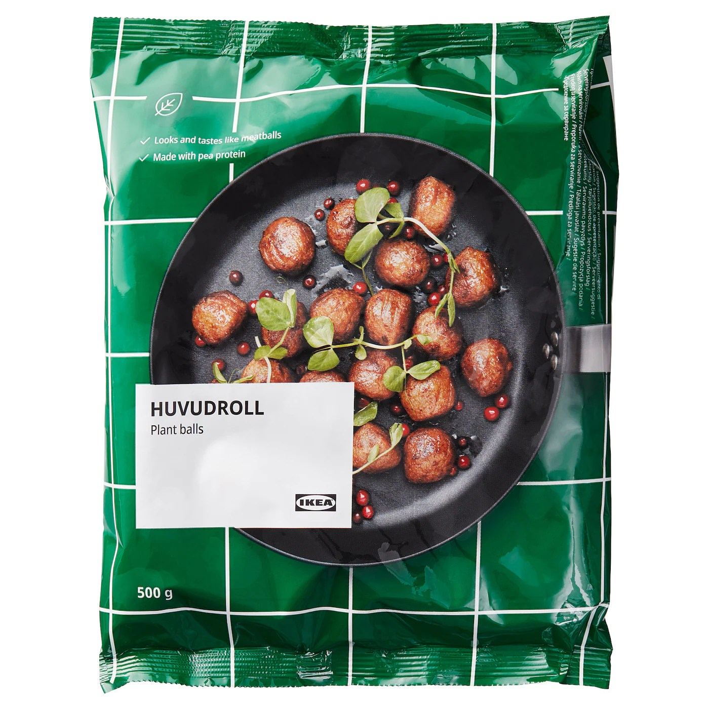 Calories in IKEA Plant Balls