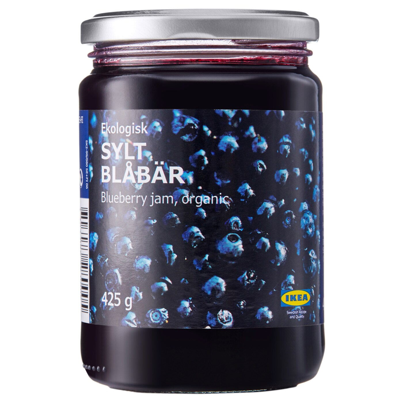 Calories in IKEA Blueberry jam