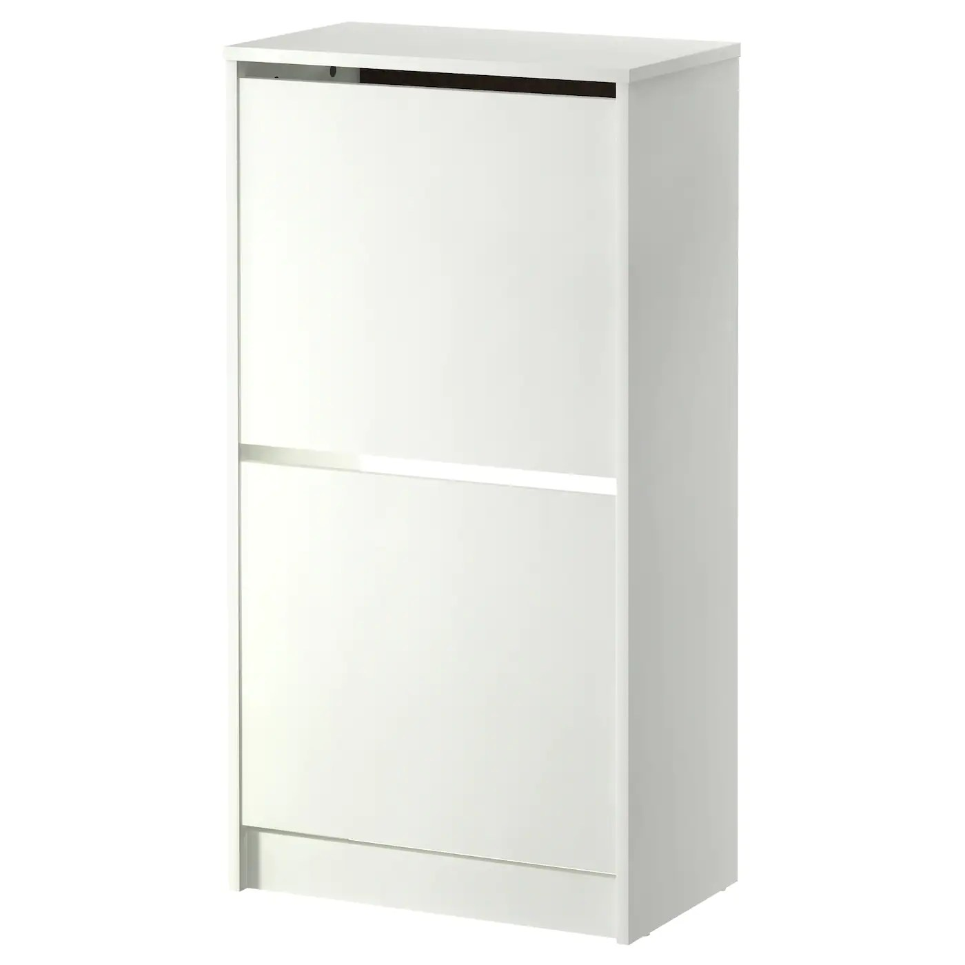 ikea bissa armoire a chaussures 2 casiers
