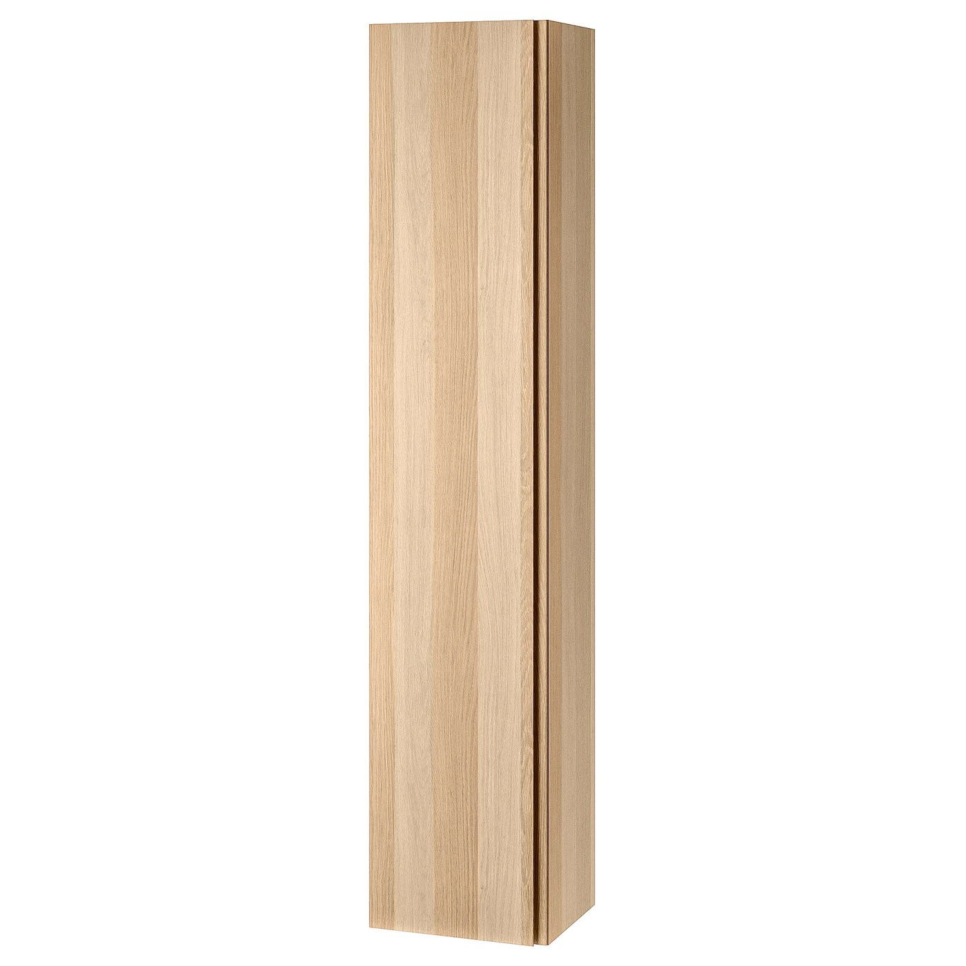 Godmorgon Colonne Effet Chene Blanchi 40x32x192 Cm Ikea