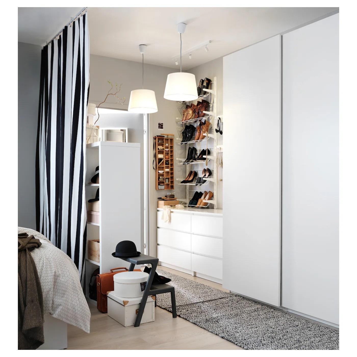 MALM Commode 3 Tiroirs Blanc 80 X 78 Cm IKEA