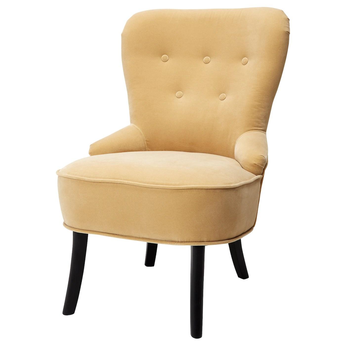 remsta fauteuil djuparp jaune beige