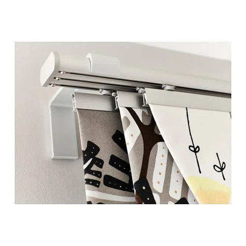 KVARTAL Triple curtain rail IKEA