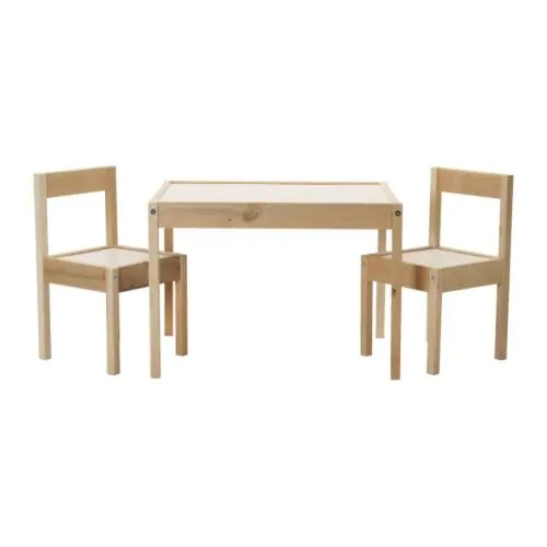 LÄTT Children's table and 2 chairs IKEA