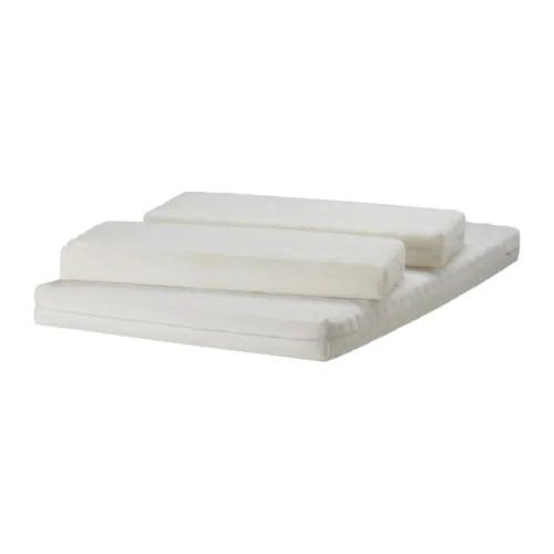 Vyssa SlÖa Mattress For Extendable Bed Two Diffe Comfort Surfaces