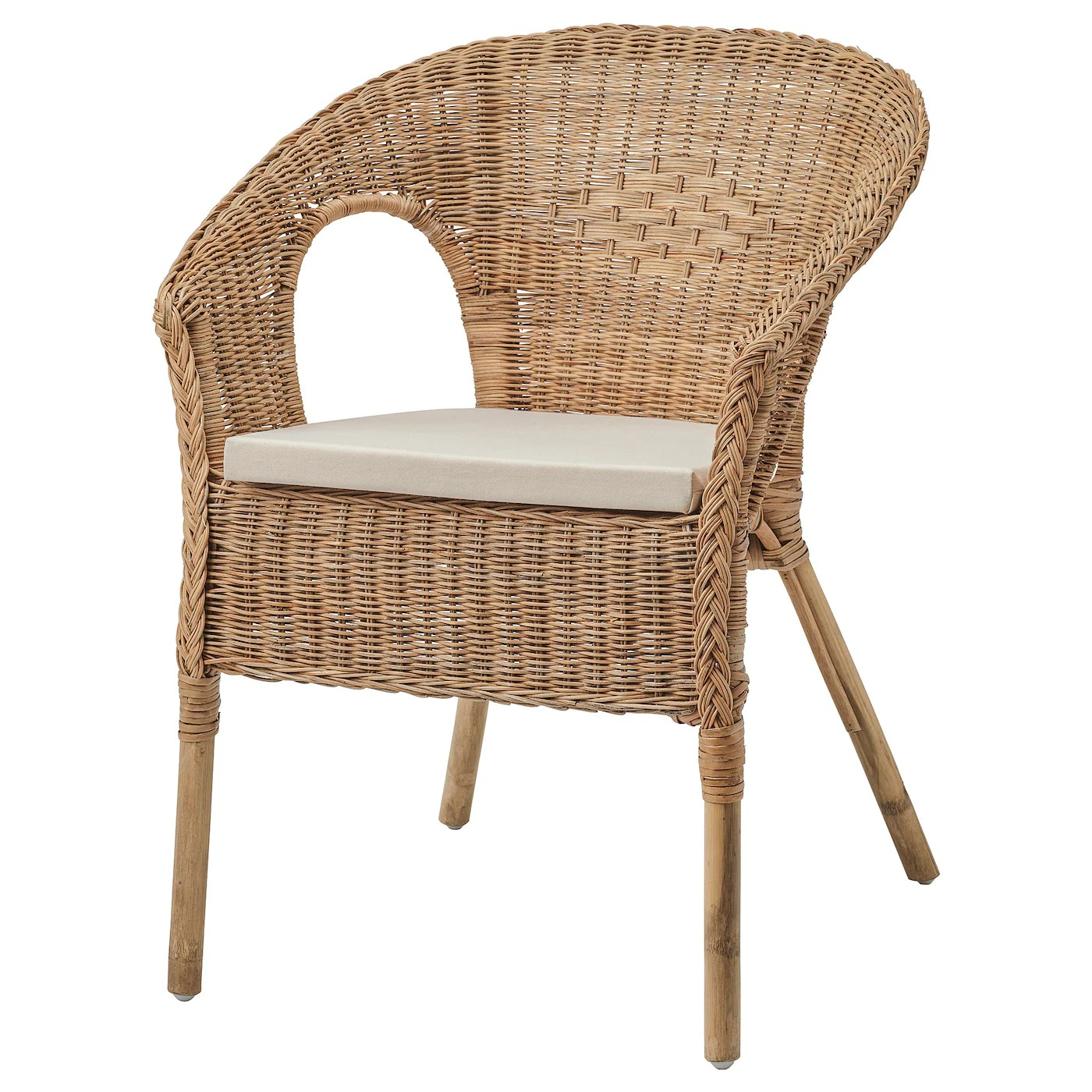 fauteuils en rotin ikea