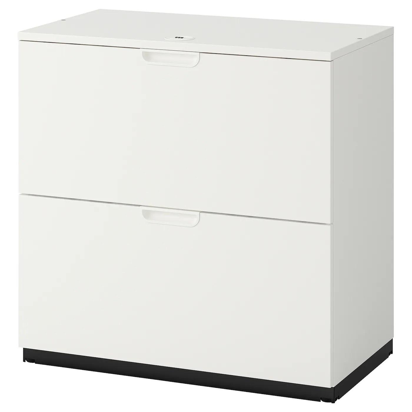 galant caisson a tiroir classeur blanc 31 1 2x31 1 2 80x80 cm