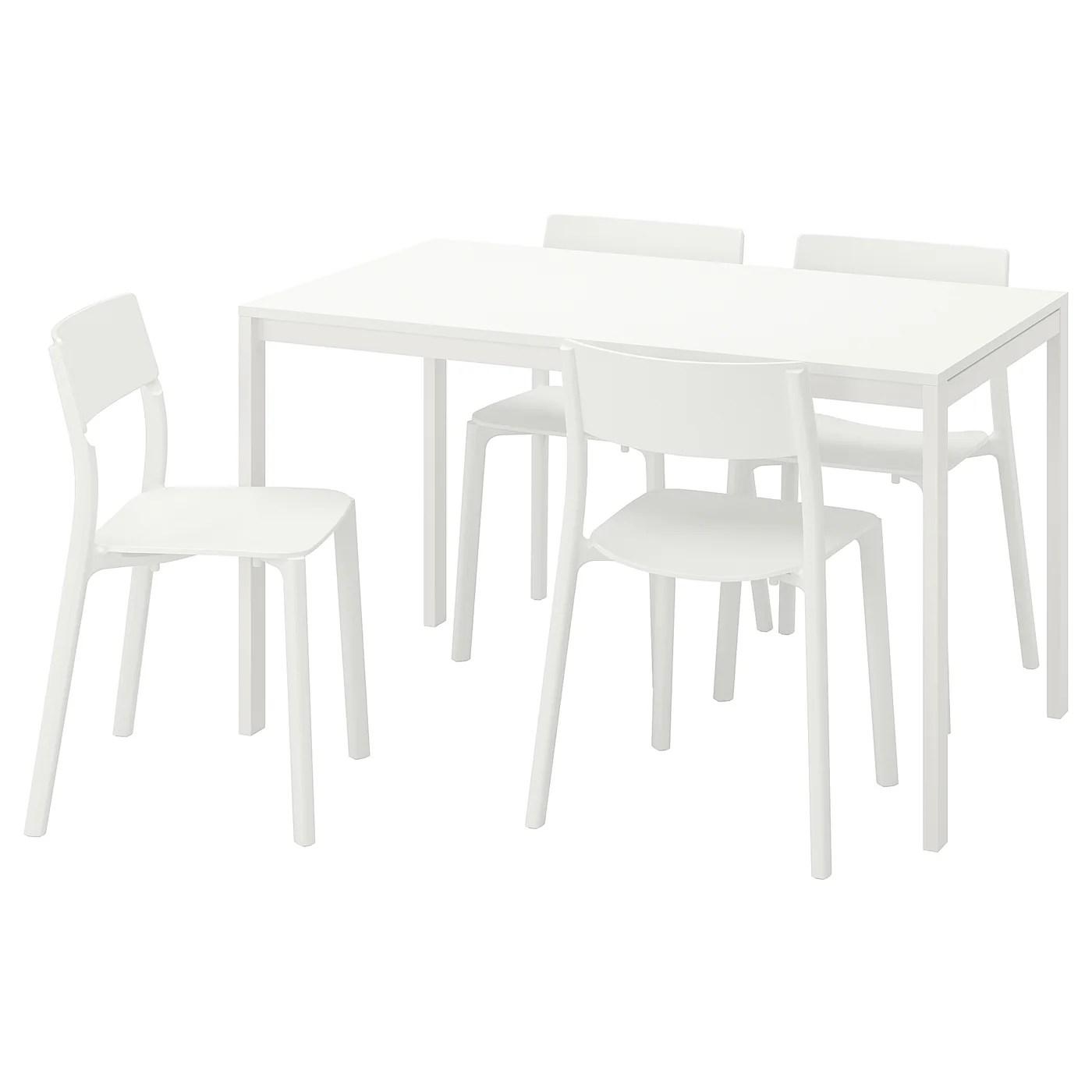 ensembles tables et chaises max 4 pers