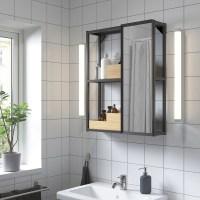 ENHET Spiegelschrank   anthrazit   IKEA Schweiz