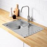 Fyndig Einbauspule 1 Becken Abtropfflache Edelstahl Ikea Schweiz