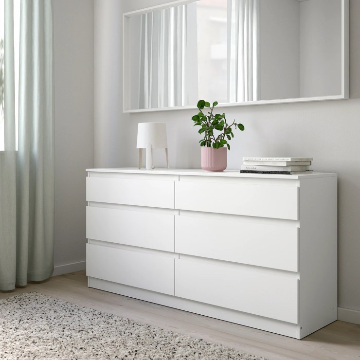 Kommode Weiß Ikea 2021