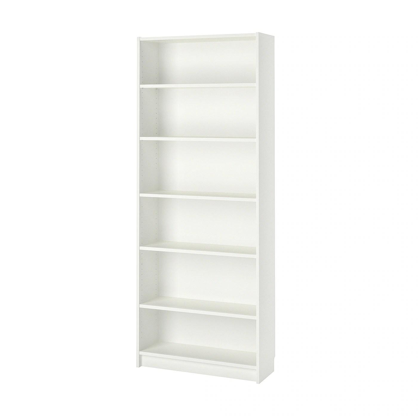 billy bibliotheque blanc 80x28x202 cm
