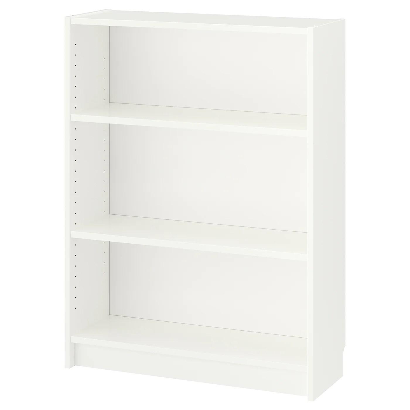 billy bibliotheque blanc 80x28x106 cm
