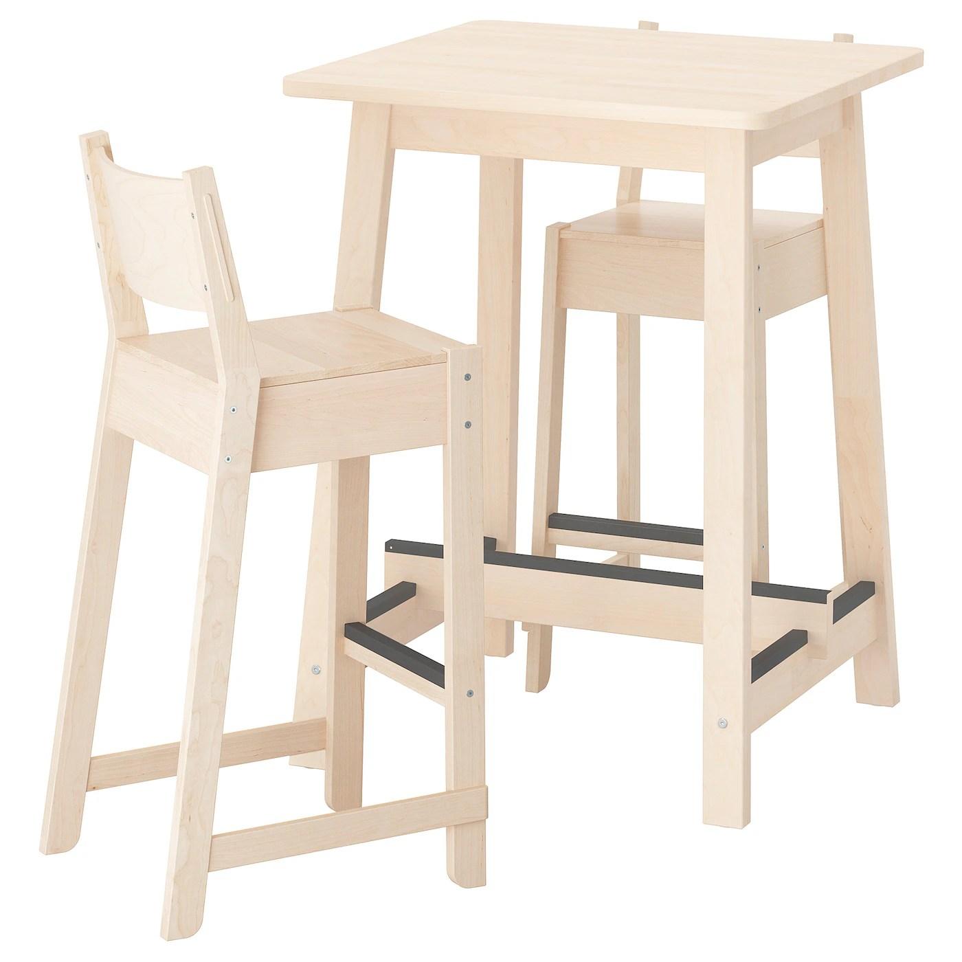 tables de bar tabourets et chaises de