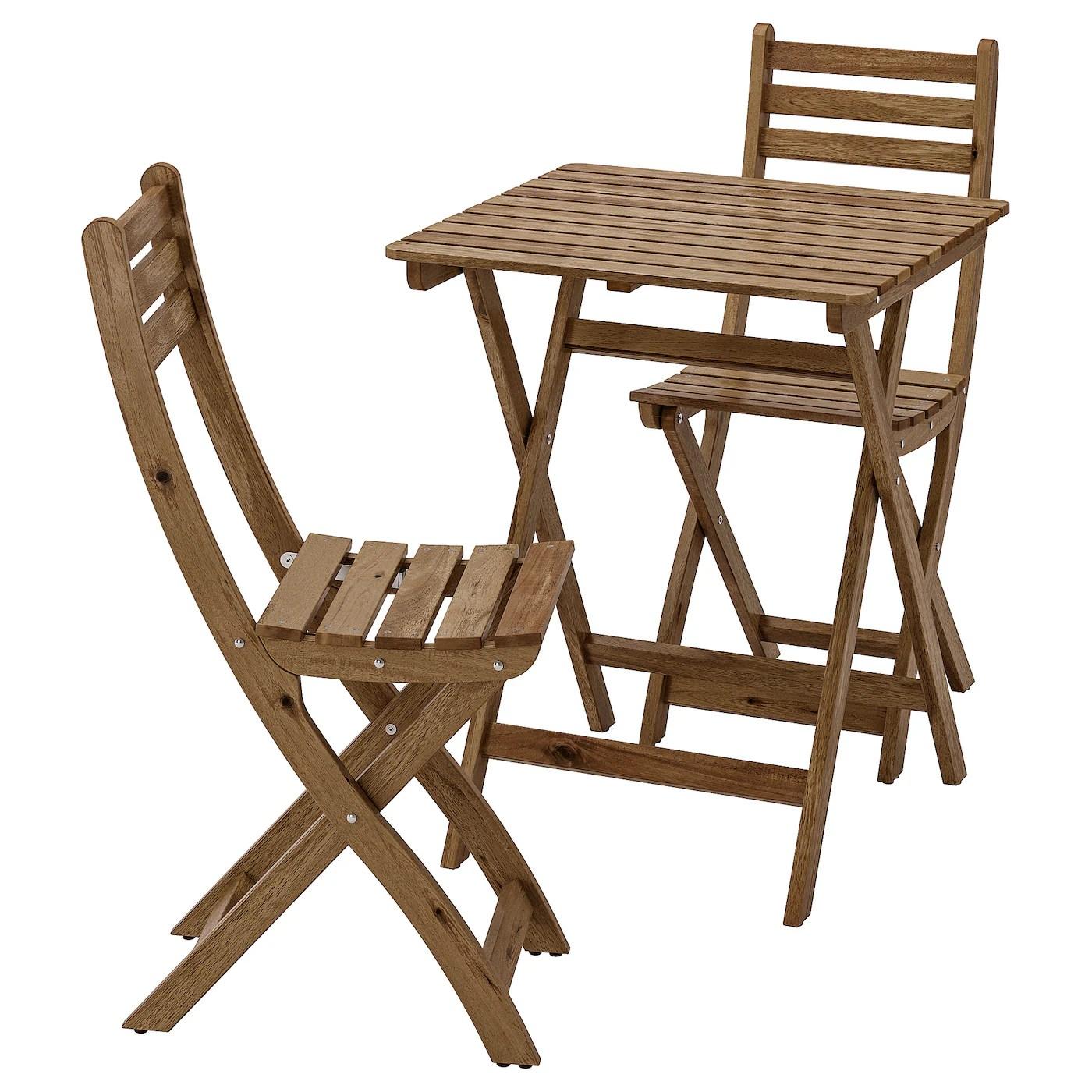 Non c'è giardino che tenga senza un bel tavolo e delle belle sedie, nulla si improvvisa però: Set Tavoli E Sedie Da Esterno Ikea Svizzera