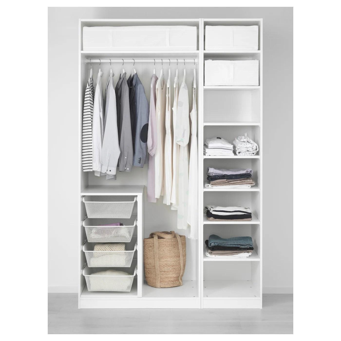 PAX Kleiderschrank   weiß, Forsand weiß   IKEA Deutschland