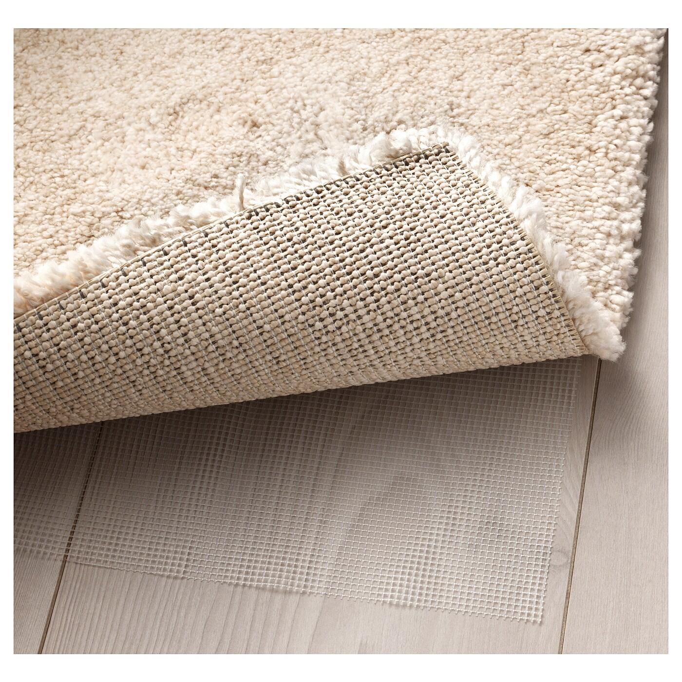stoense teppich kurzflor elfenbeinweiss 200x300 cm