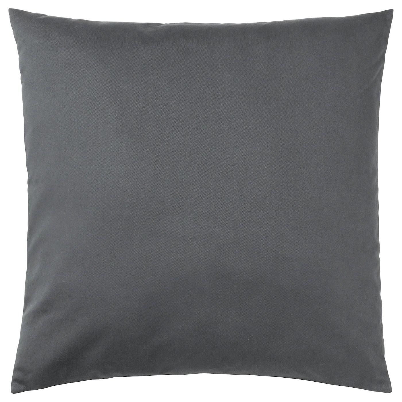 urskog kissen lowe grau 50x50 cm