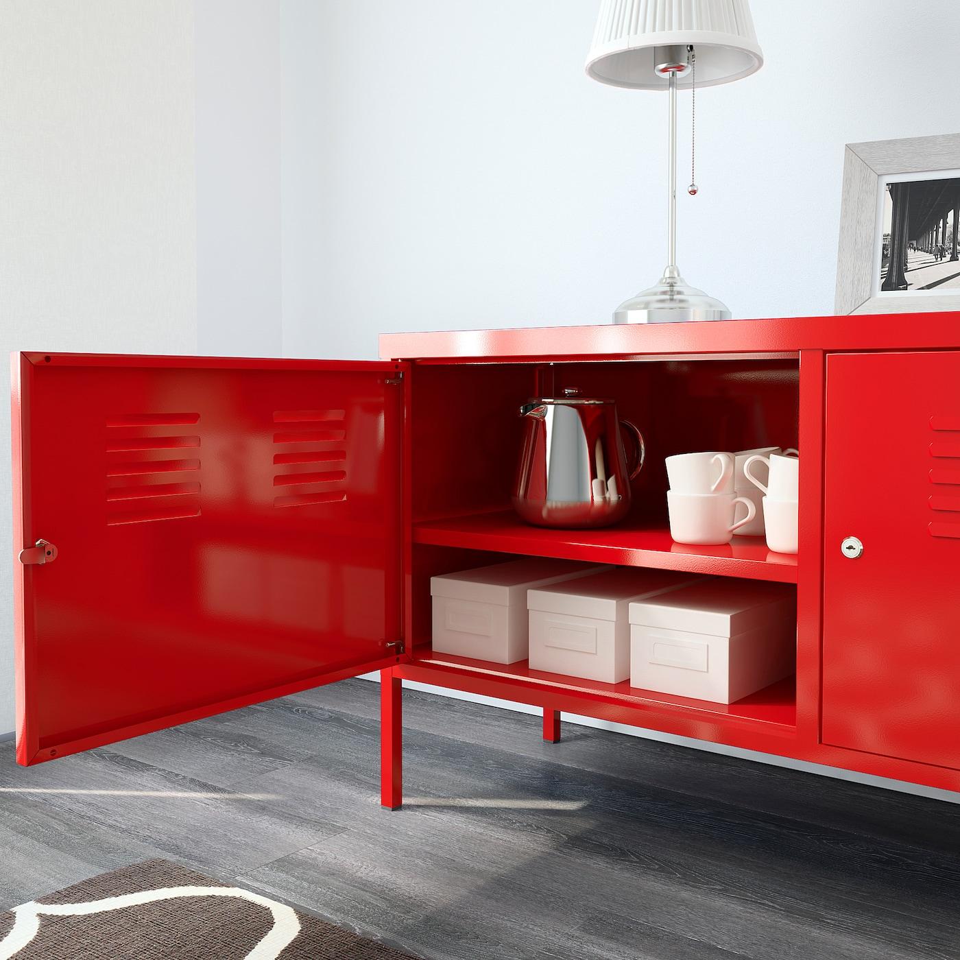 Ikea Ps Skab Rod 119x63 Cm Ikea