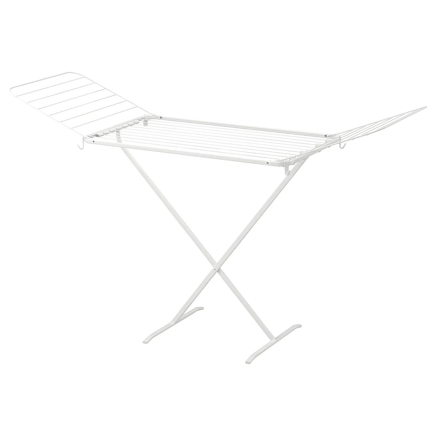 Mulig Torrestativ Inde Ude Hvid Ikea
