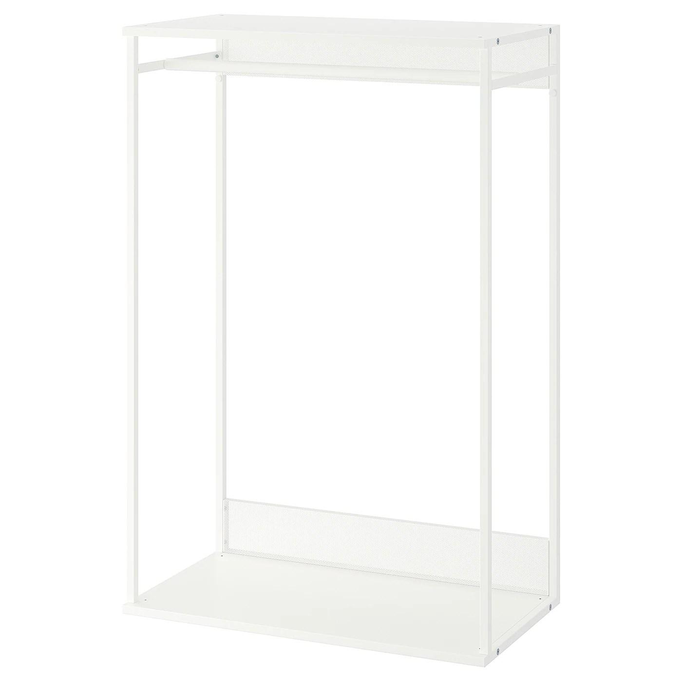 Platsa Aben Opbevaring Til Toj Pa Bojler Hvid Ikea