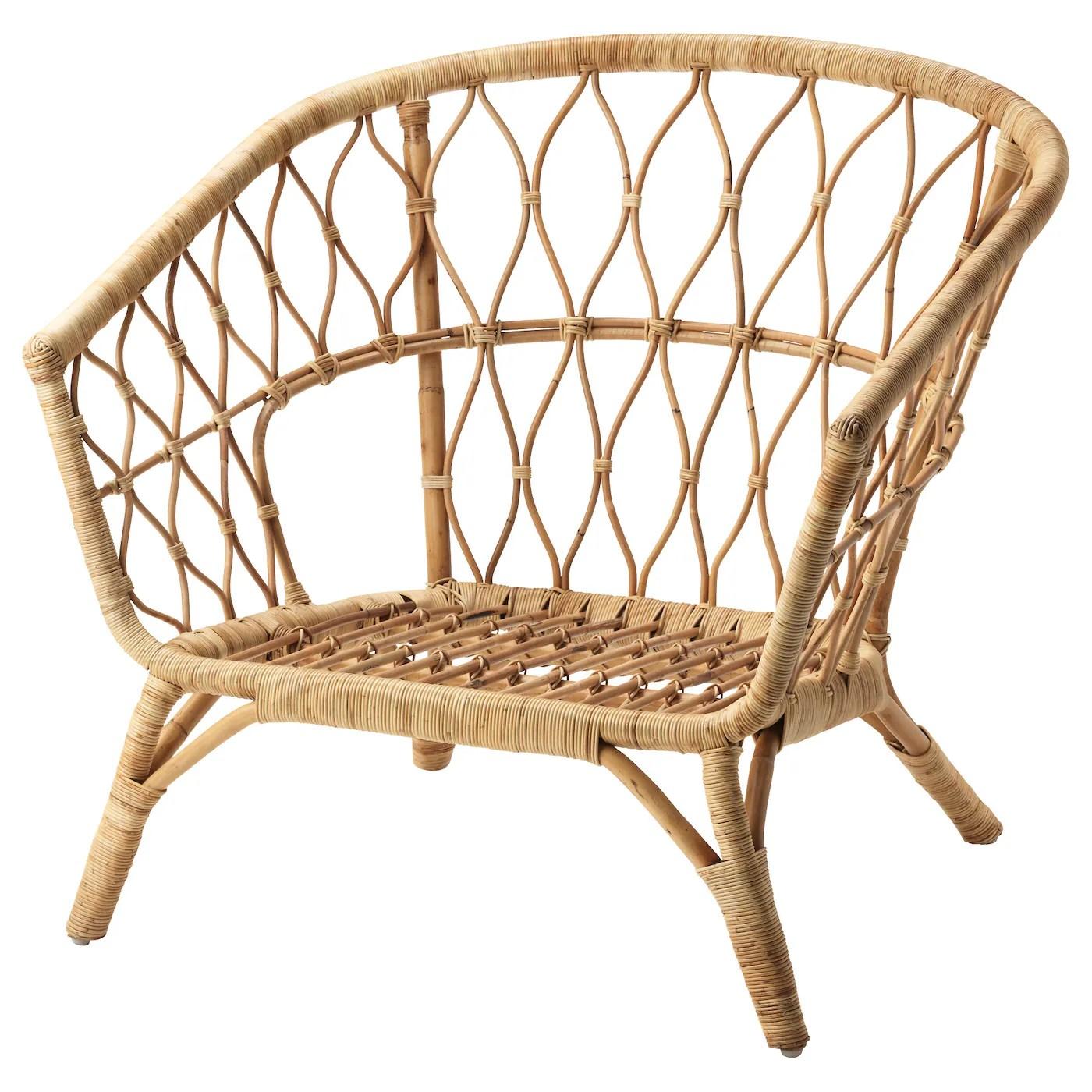 STOCKHOLM 2017 Armchair   rattan   IKEA