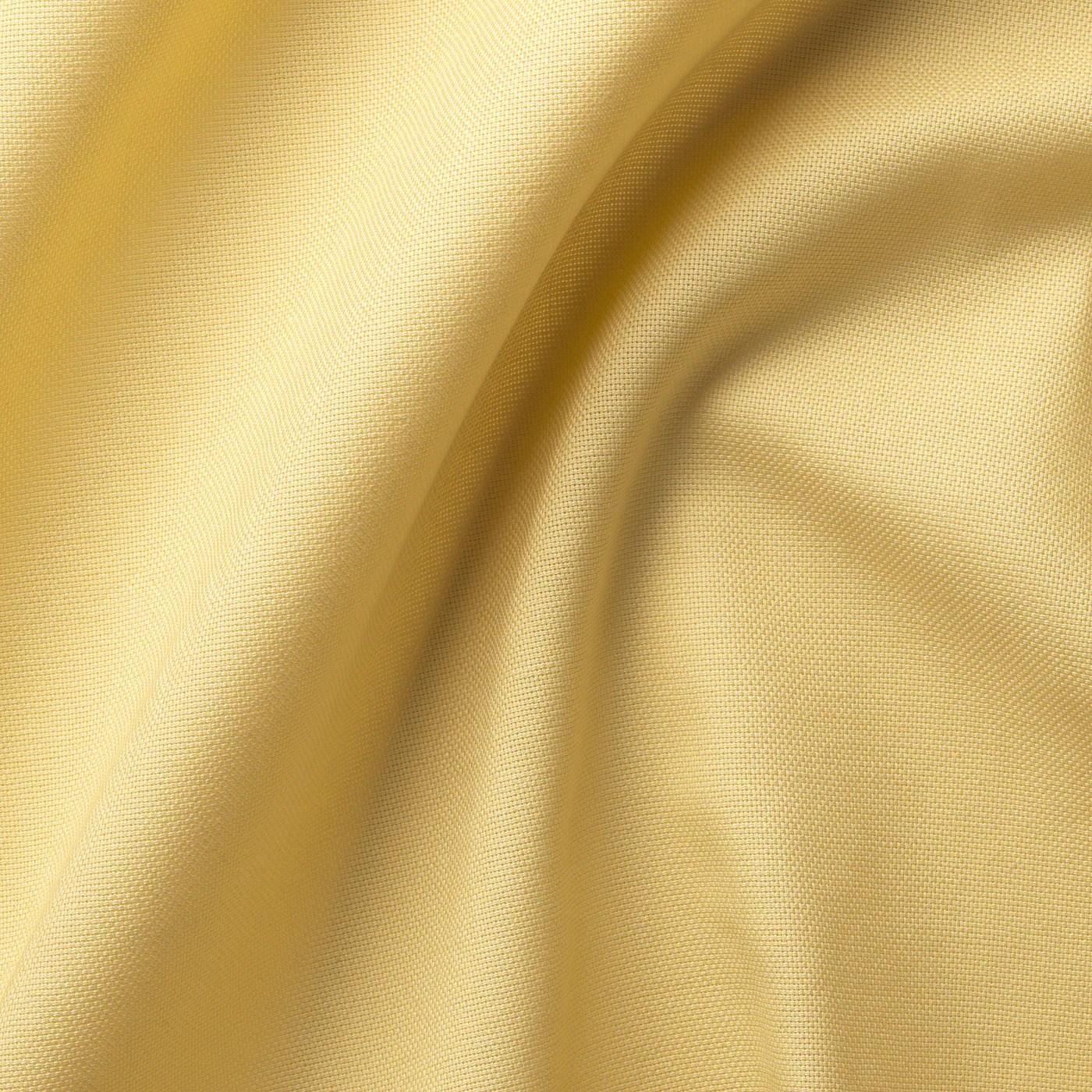 annalouisa rideaux 2 pieces jaune clair 145x300 cm