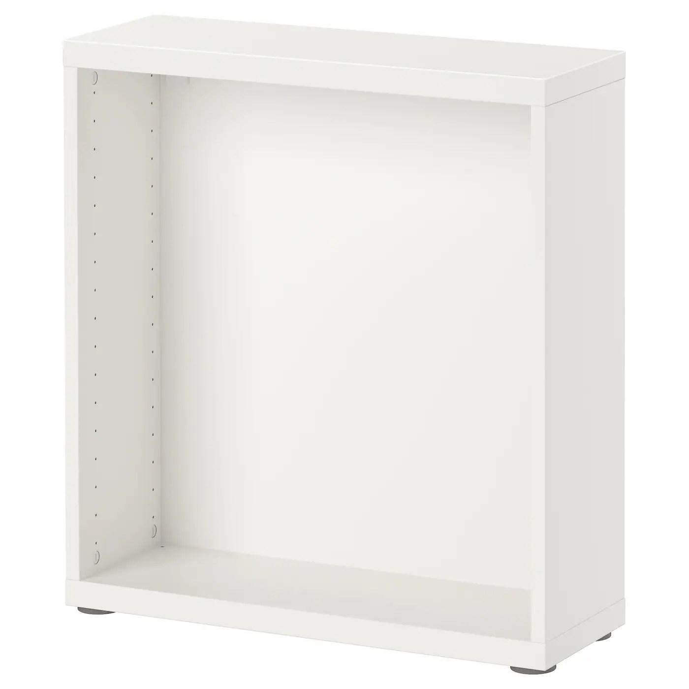 besta structure blanc 60x20x64 cm