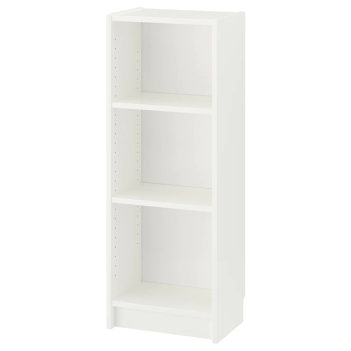 billy bibliotheque blanc 40x28x106 cm