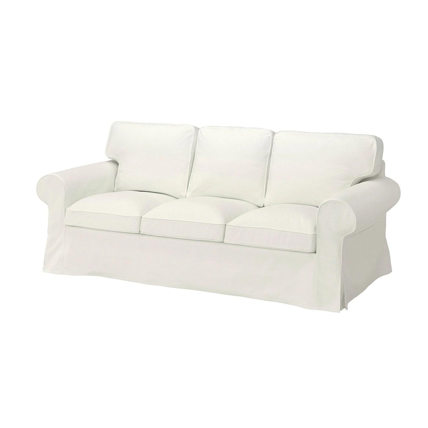ektorp canape 3 places blekinge blanc