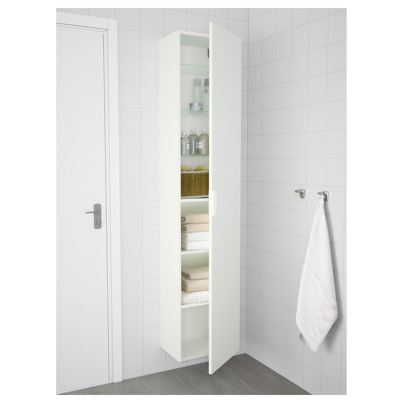 Godmorgon Colonne Blanc 40x32x192 Cm Ikea