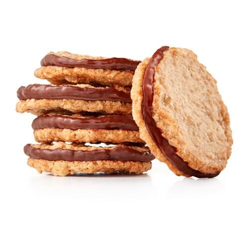 KAKOR CHOKLADFLARN Biscuits doubles au chocolat IKEA