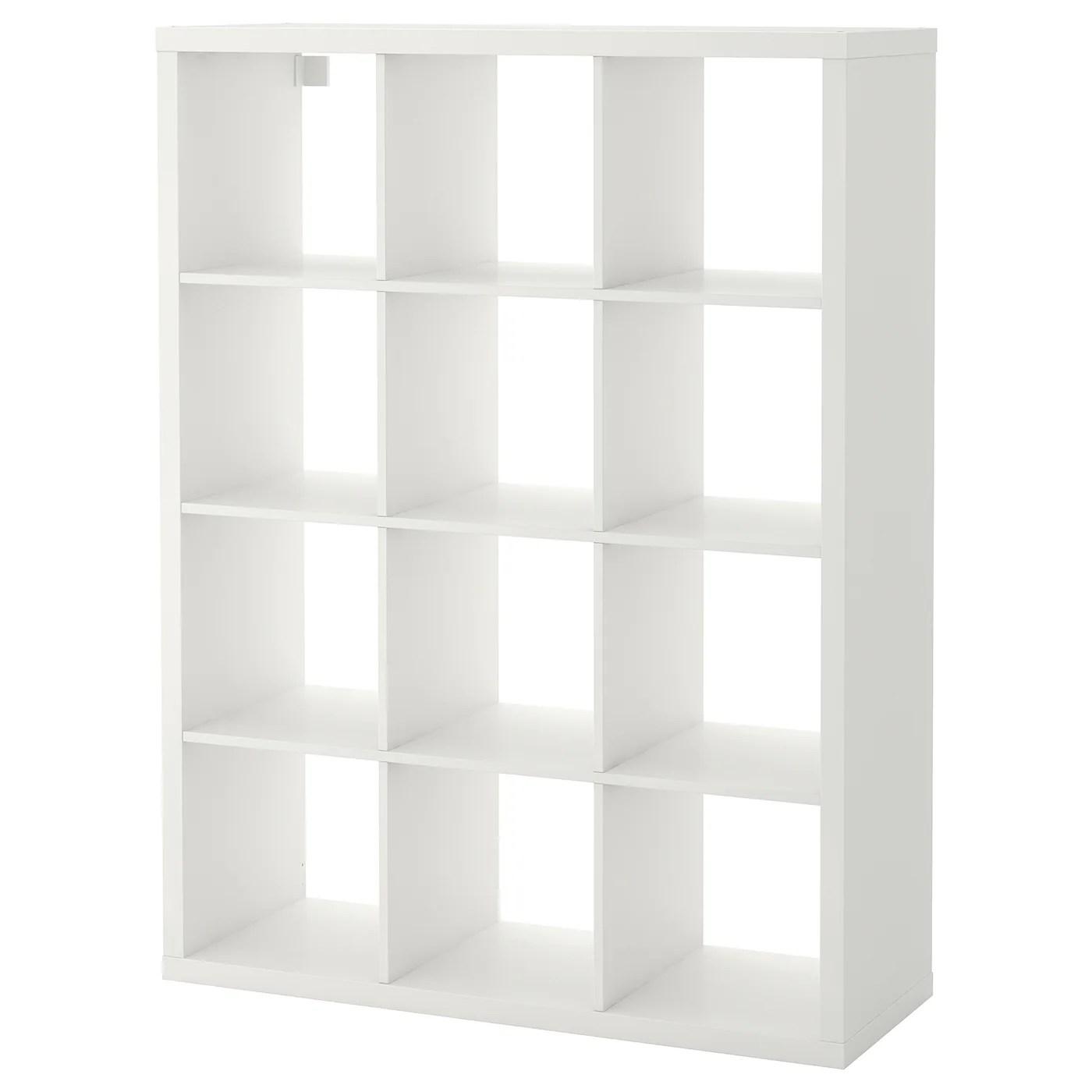 kallax etagere blanc 112x147 cm