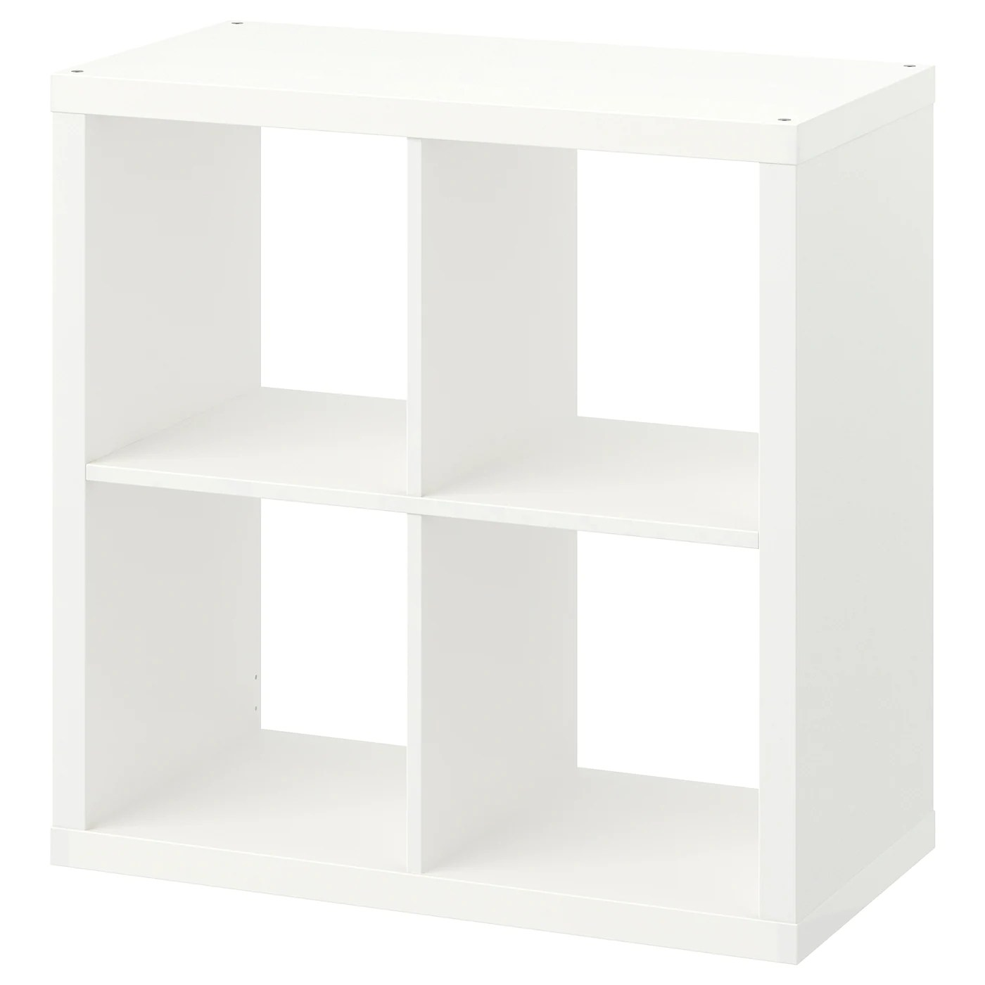 kallax etagere blanc 77x77 cm