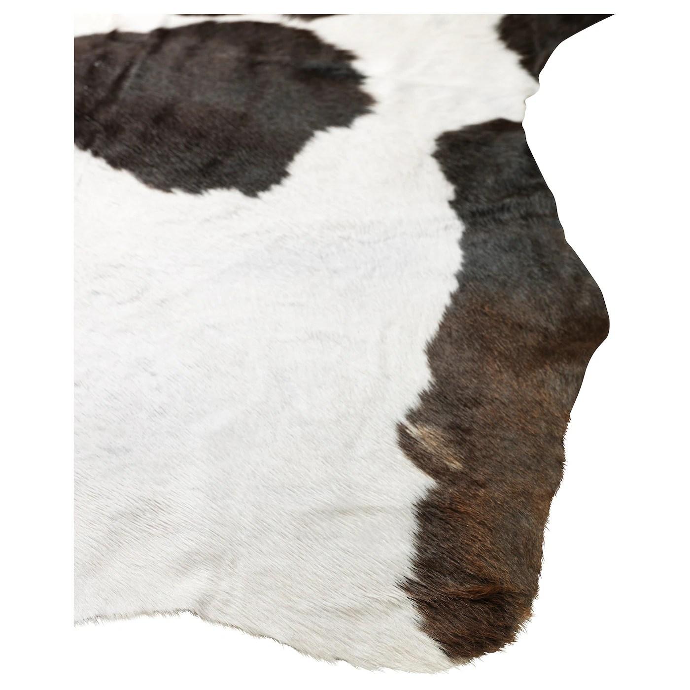 koldby peau de vache brun