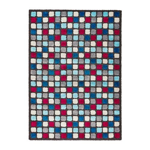 tapis multicolore ikea steve arends