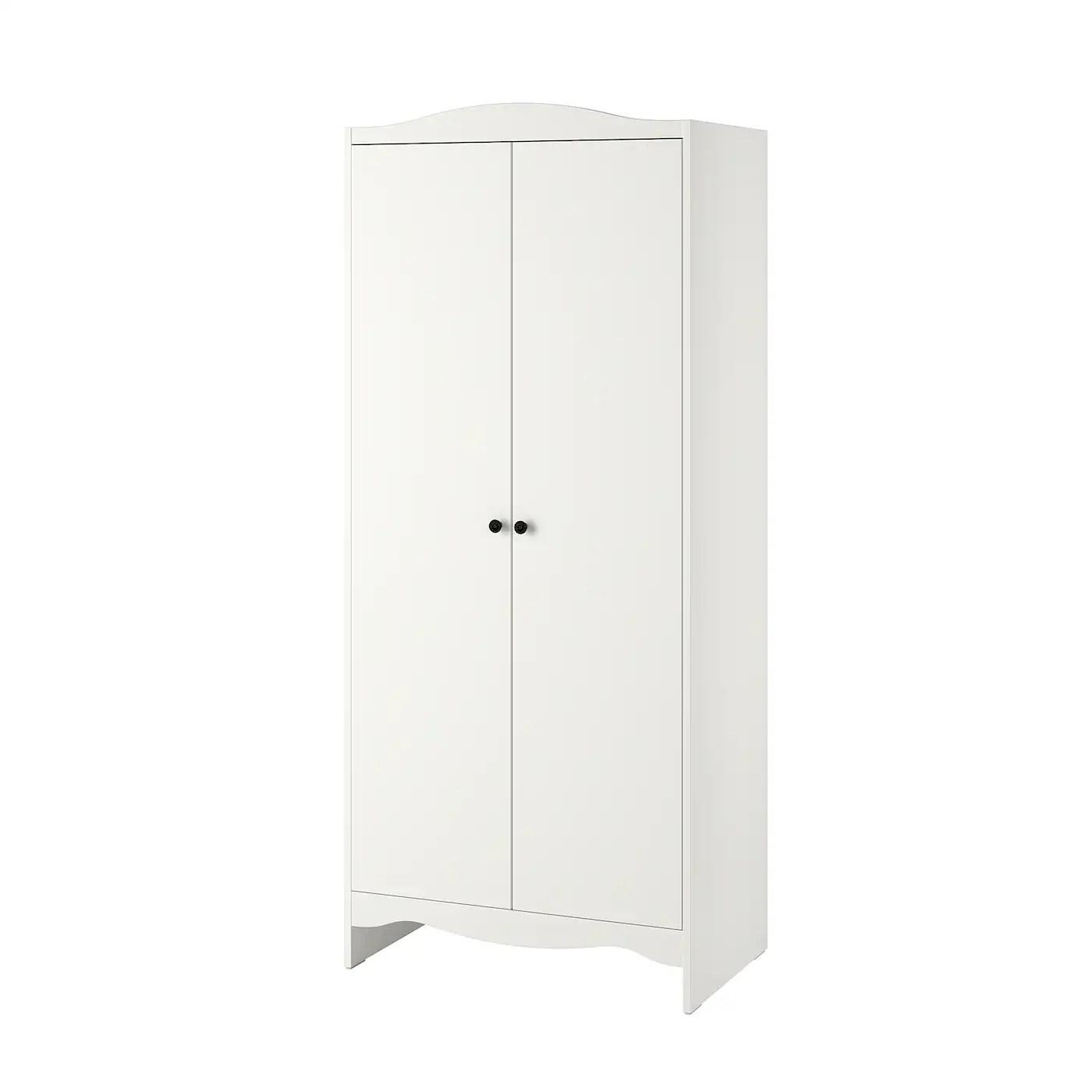 Smagora Armoire Blanc 80x50x187 Cm Ikea