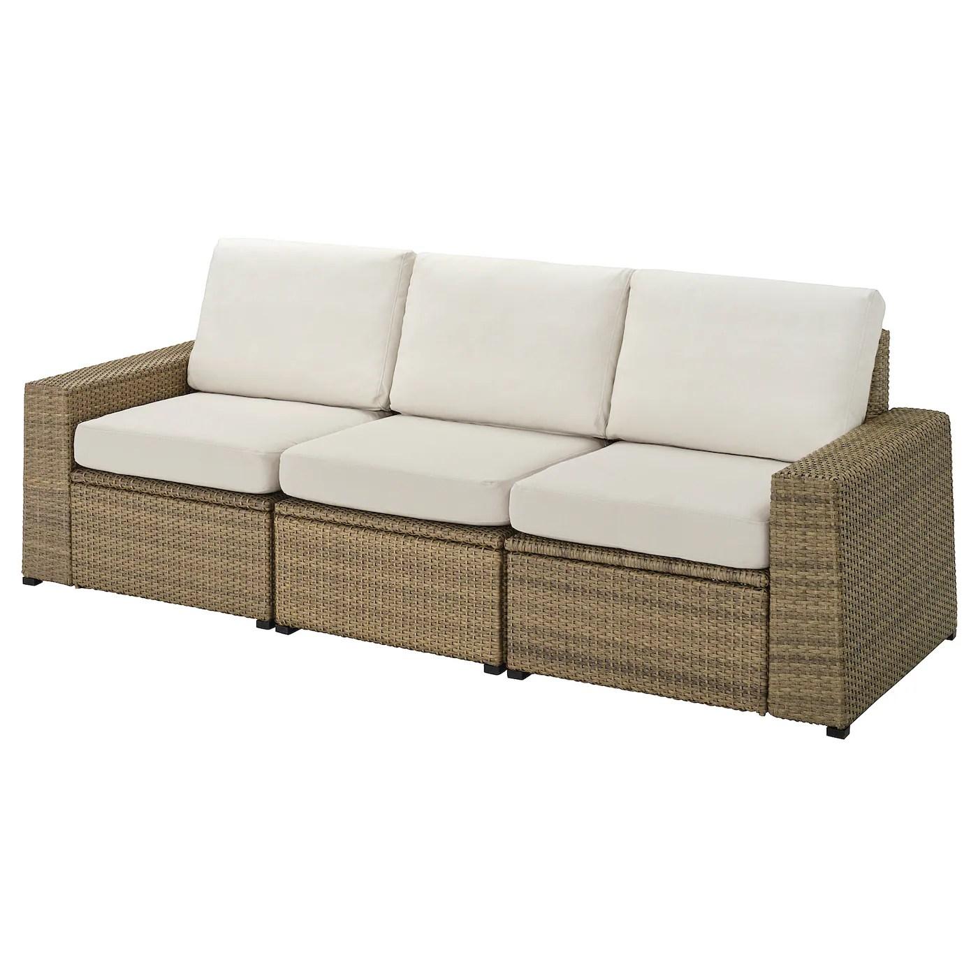 canapes de jardin et fauteuils de