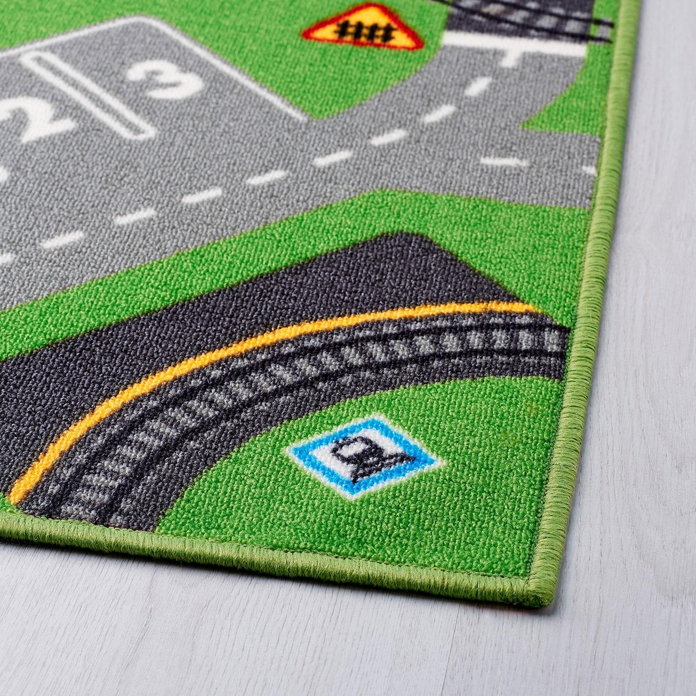storabo tapis vert 75x133 cm