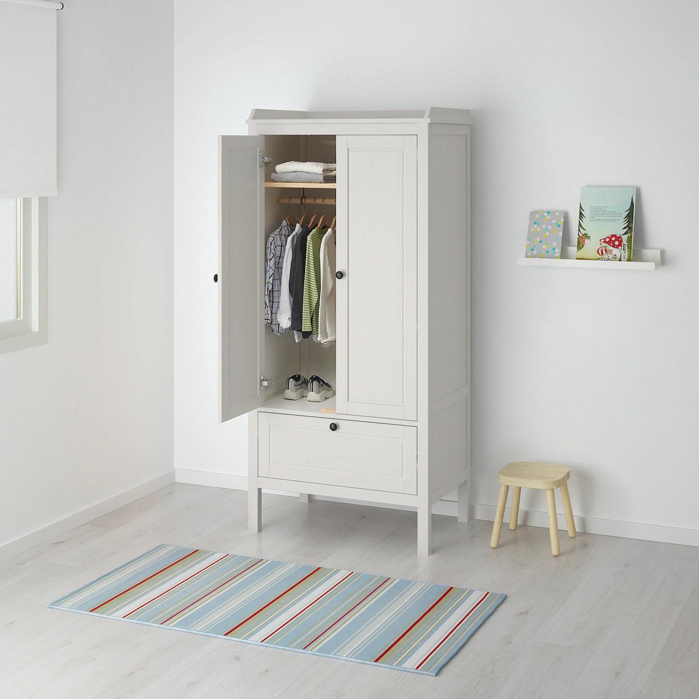 Sundvik Armoire Blanc 80x50x171 Cm Ikea