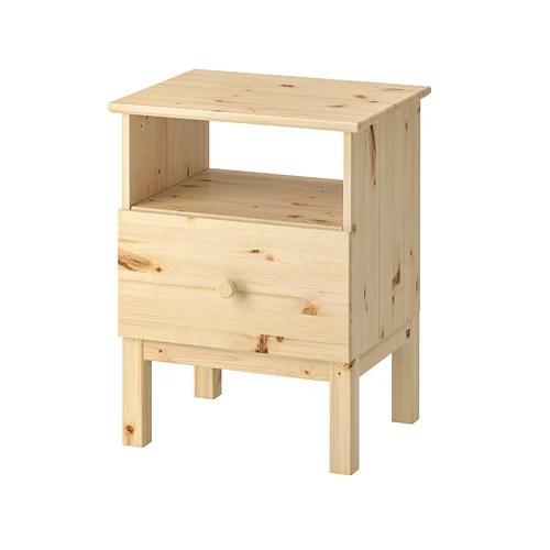 TARVA Table De Chevet IKEA