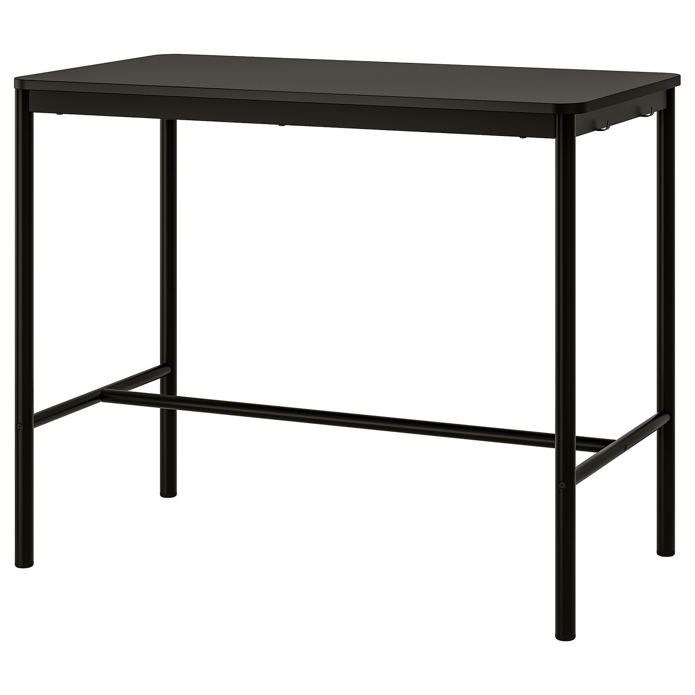 Tommaryd Table Anthracite 130x70 105 Cm Ikea