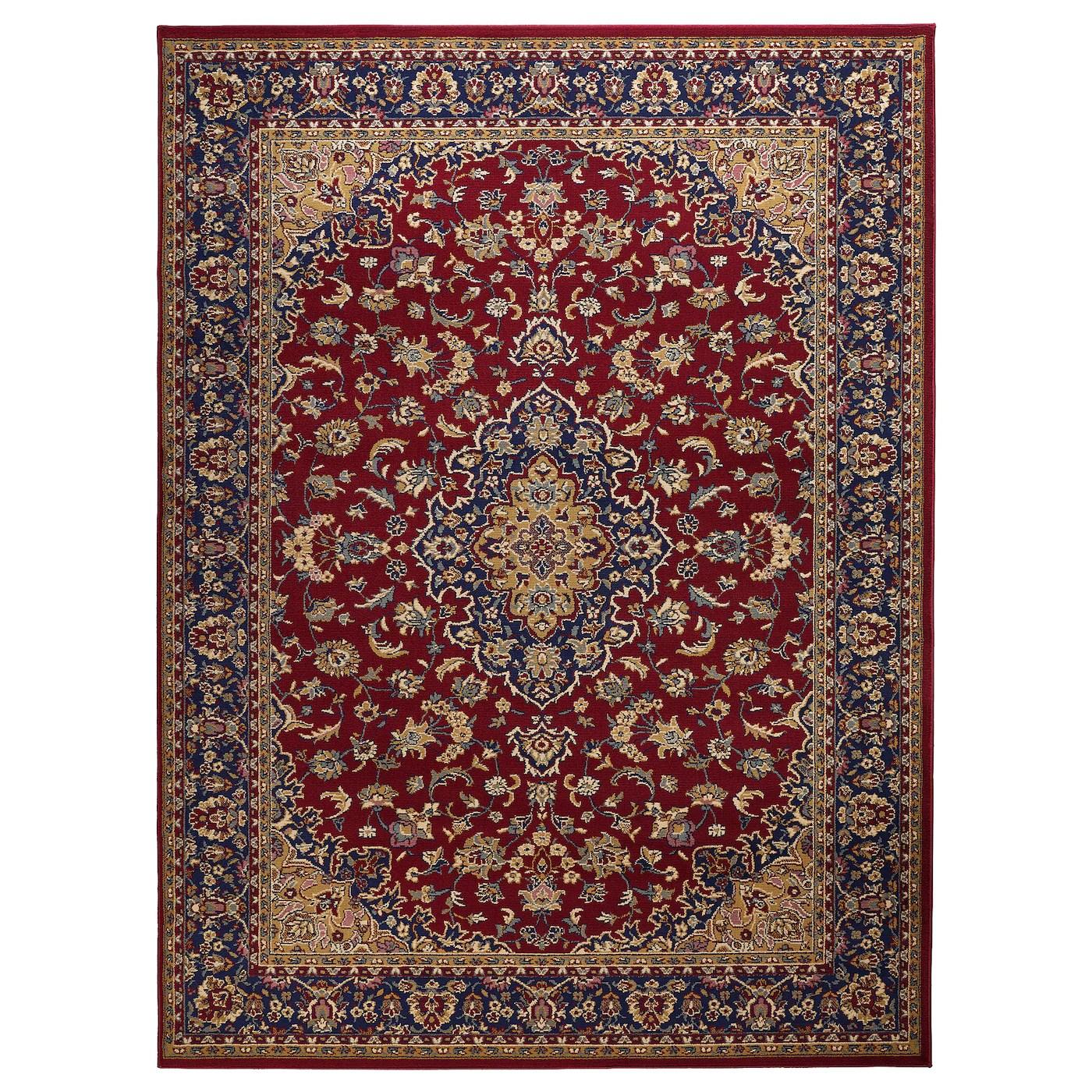 vedbak tapis poils ras multicolore 170x230 cm