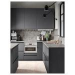 Ekbacken Dark Grey Marble Effect Laminate Marble Effect Laminate Worktop 246x2 8 Cm Ikea