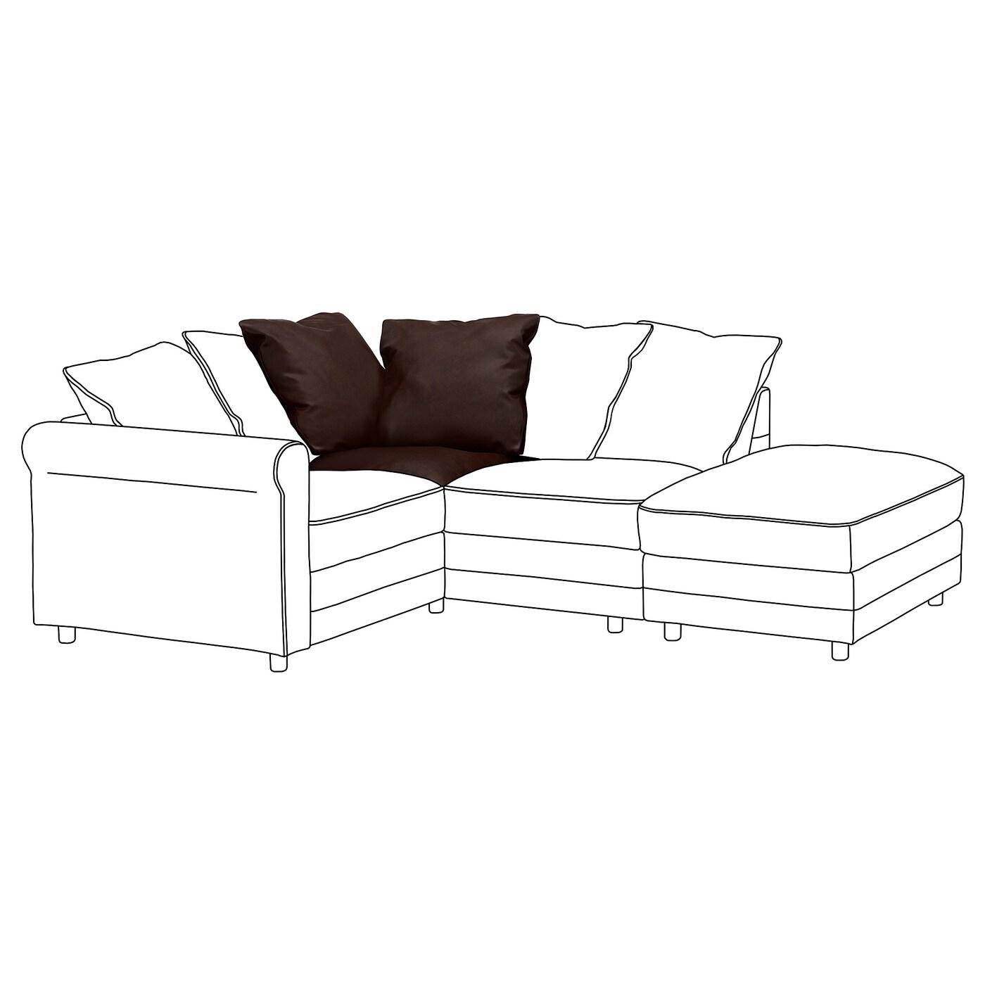 leather sofas coated fabric sofas ikea