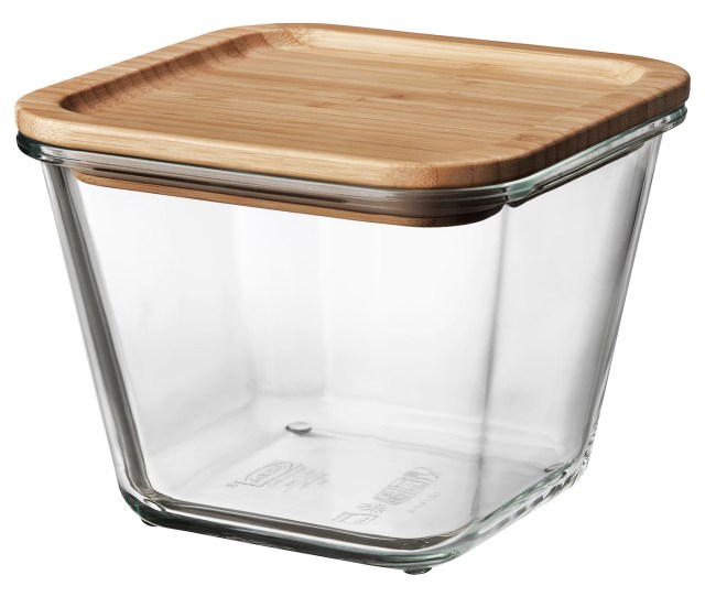 Ikea Ikea 365 Food Container With Lid The Natural Bamboo Creates A Warm And Vibrant